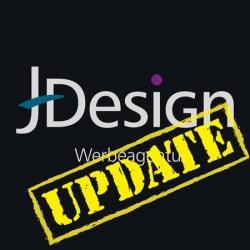 J-Design Werbeagentur Update Webseite