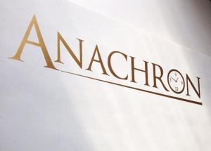 Wandtattoo Anachron