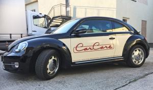 Fahrzeugbeschriftung CarCare