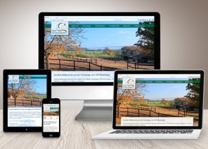 Webseite Hof Fehrenberg