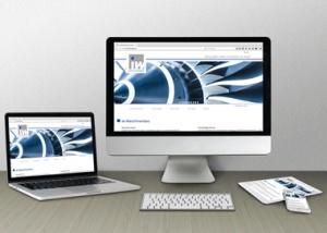 Internetseite iw-Maschinenbau